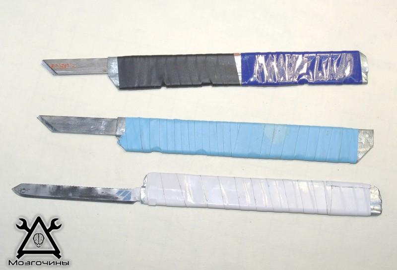 варианты ножей