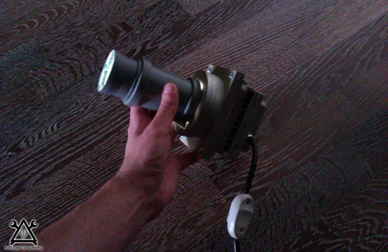Как сделать проектор своими руками 58