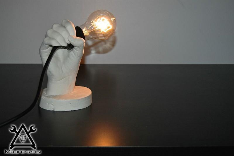 Встраиваемый светильник своими руками 77