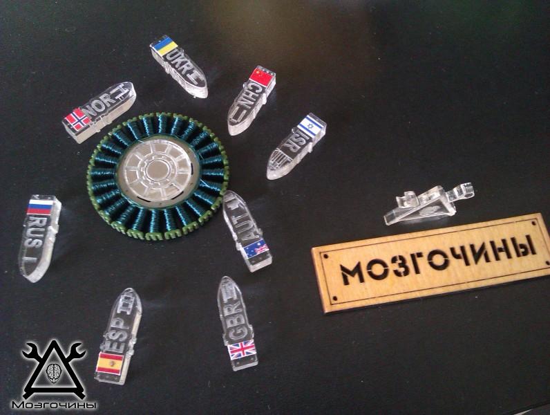 Разработка необычных вещей. Кораблики для игры sTs - Сайт поделок и handmade вешей (1)