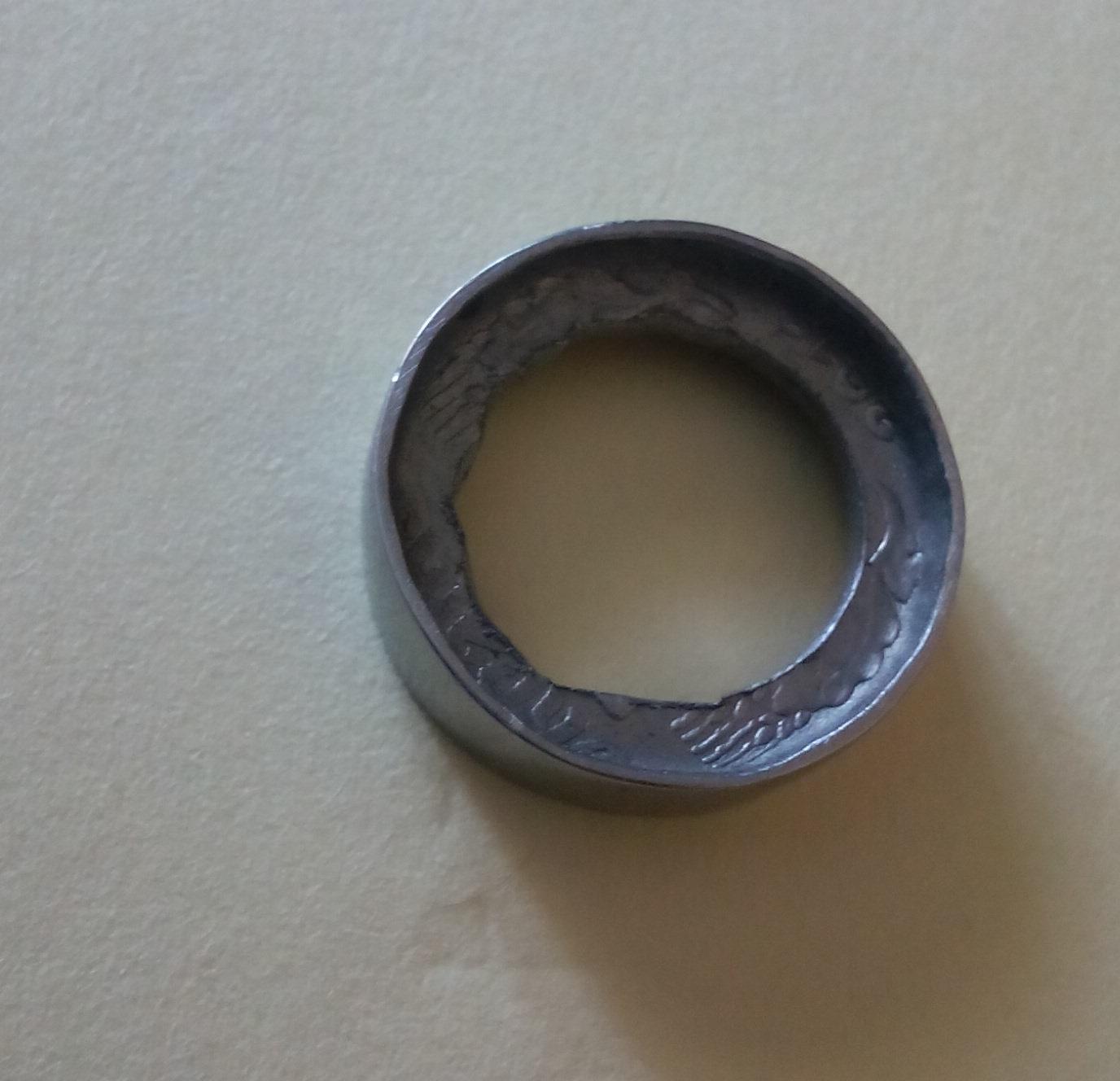 Самодельное кольцо на член 22 фотография