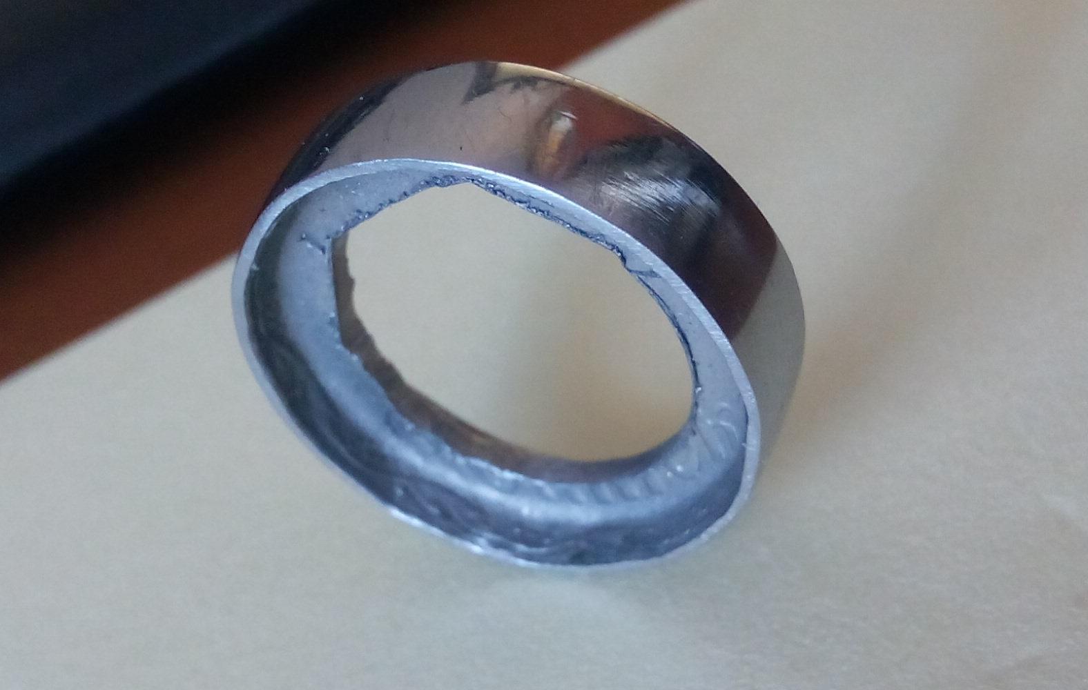 Самодельное кольцо на член 17 фотография