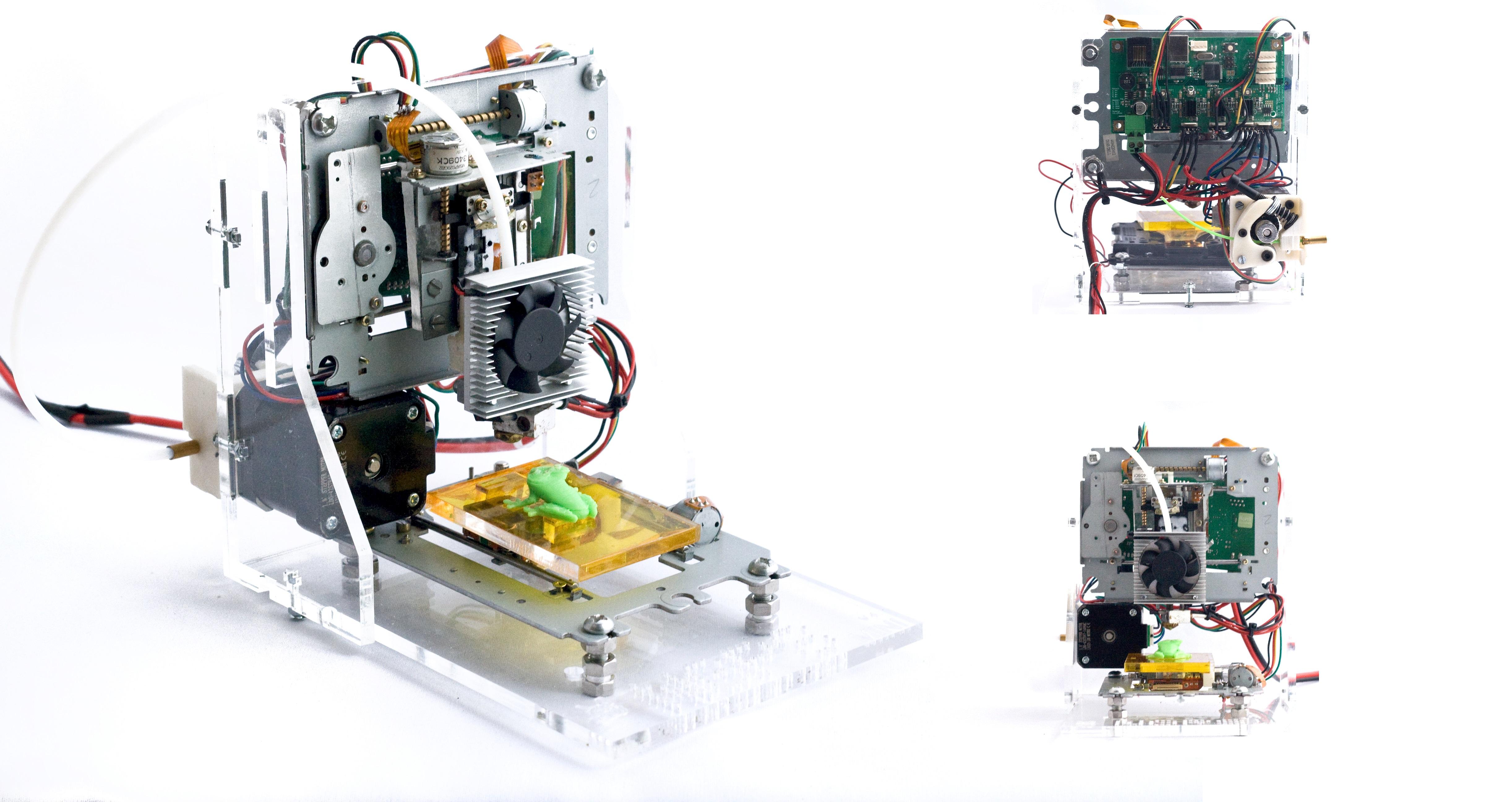 3D принтер своими руками - часть 1