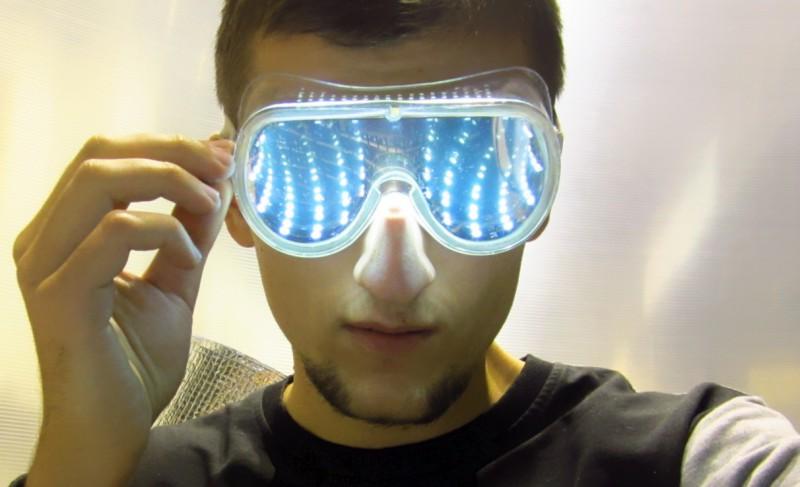 Мозго Очки своими руками - необычные самоделки к карнавалу или костюму супергероя от sTs - Brain Glasses  from mozgochiny(34)