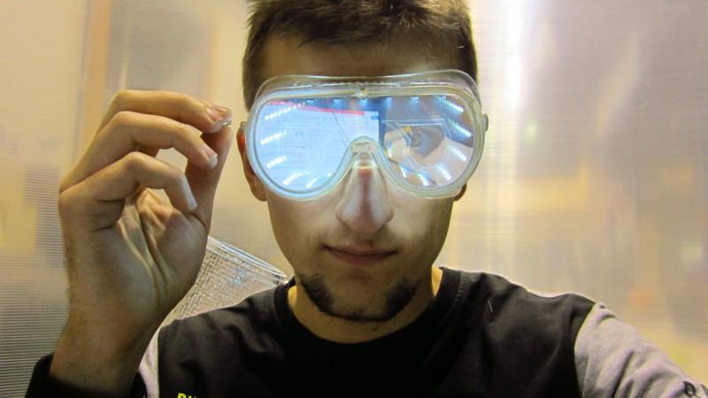 Мозго Очки своими руками - необычные самоделки к карнавалу или костюму супергероя от sTs - Brain Glasses  from mozgochiny(35)