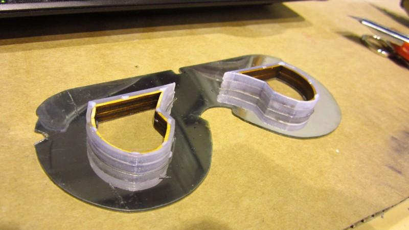 Мозго Очки своими руками - необычные самоделки к карнавалу или костюму супергероя от sTs - Brain Glasses  from mozgochiny(40)