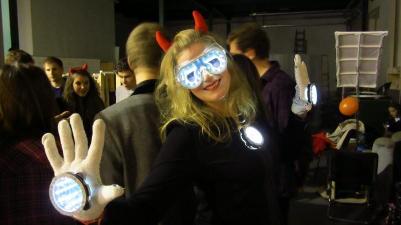Мозго Очки своими руками - необычные самоделки к карнавалу или костюму супергероя от sTs - Brain Glasses  from mozgochiny(53)