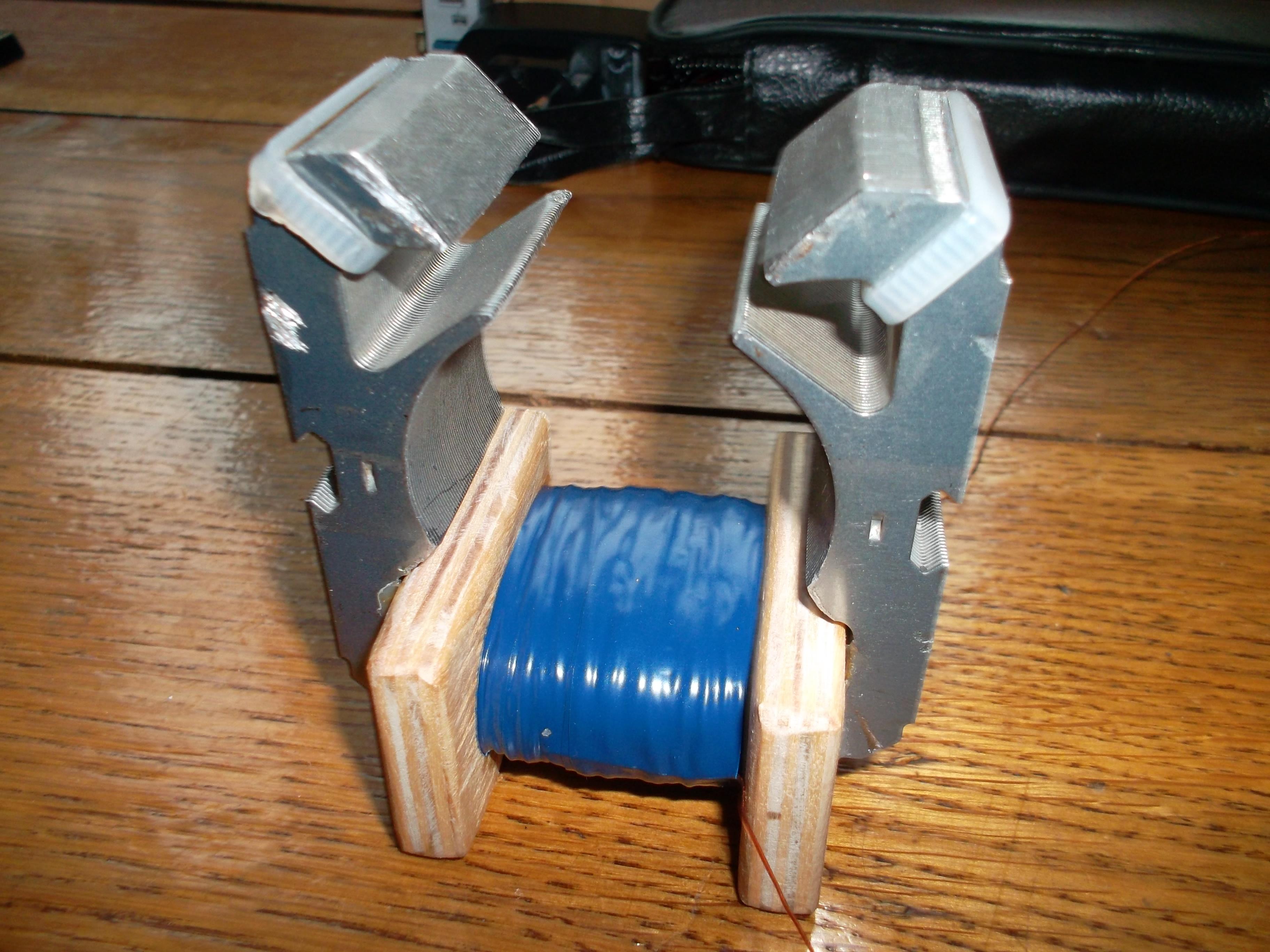 Как сделать из трансформатора проверку якоря