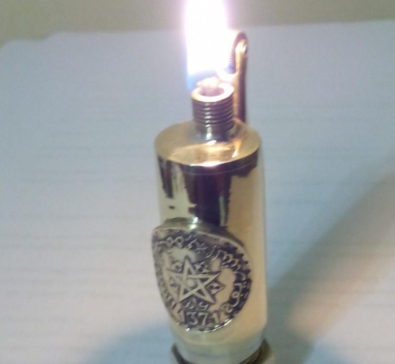 Зажигалка своими руками в домашних