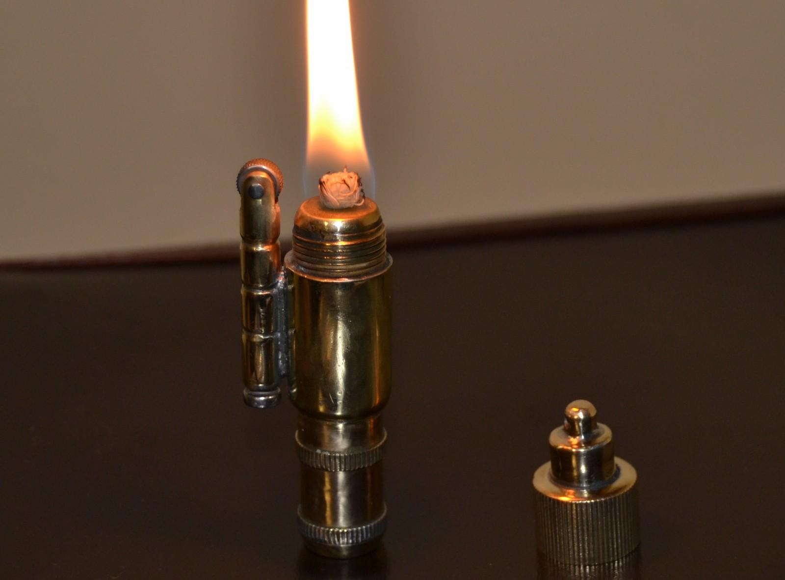 Как делают зажигалки фото