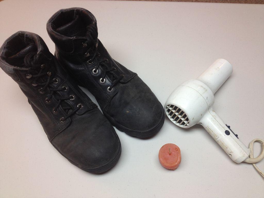 Как сделать воск для обуви 114
