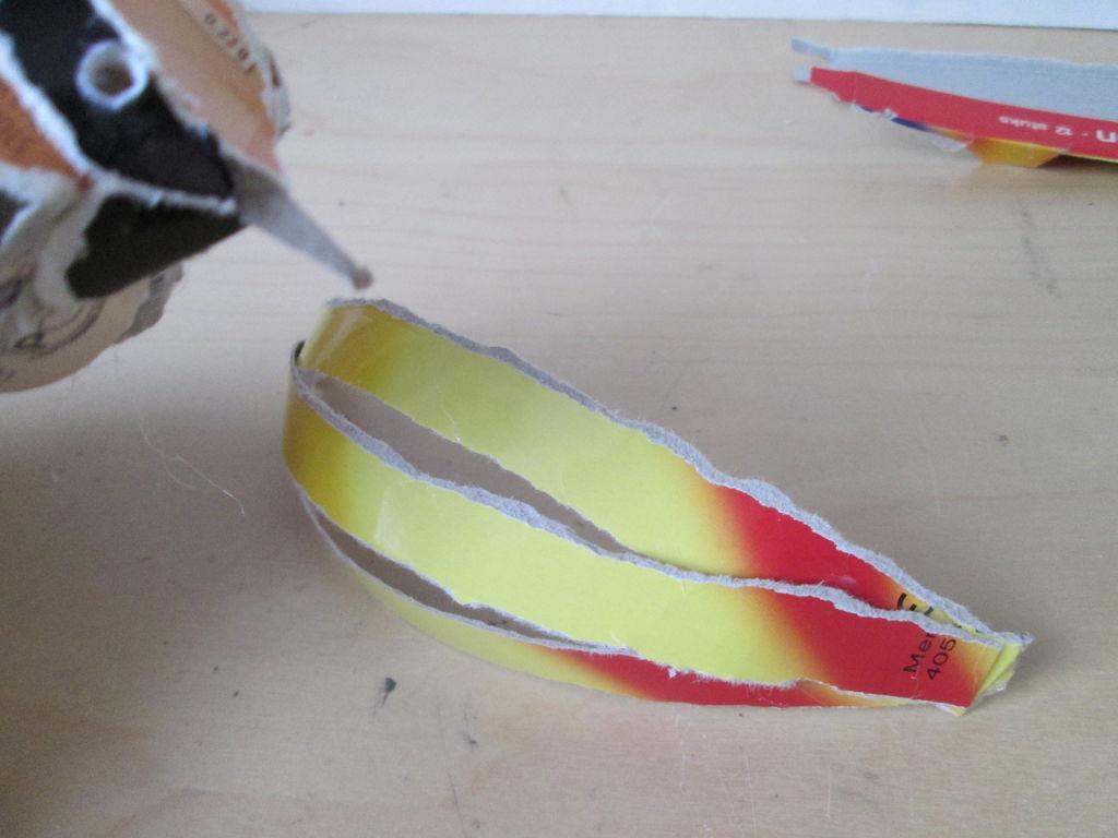 Объемные птички своими руками фото 226