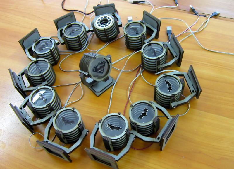 Купить Бет Прожектор через интернет - необычный проектор