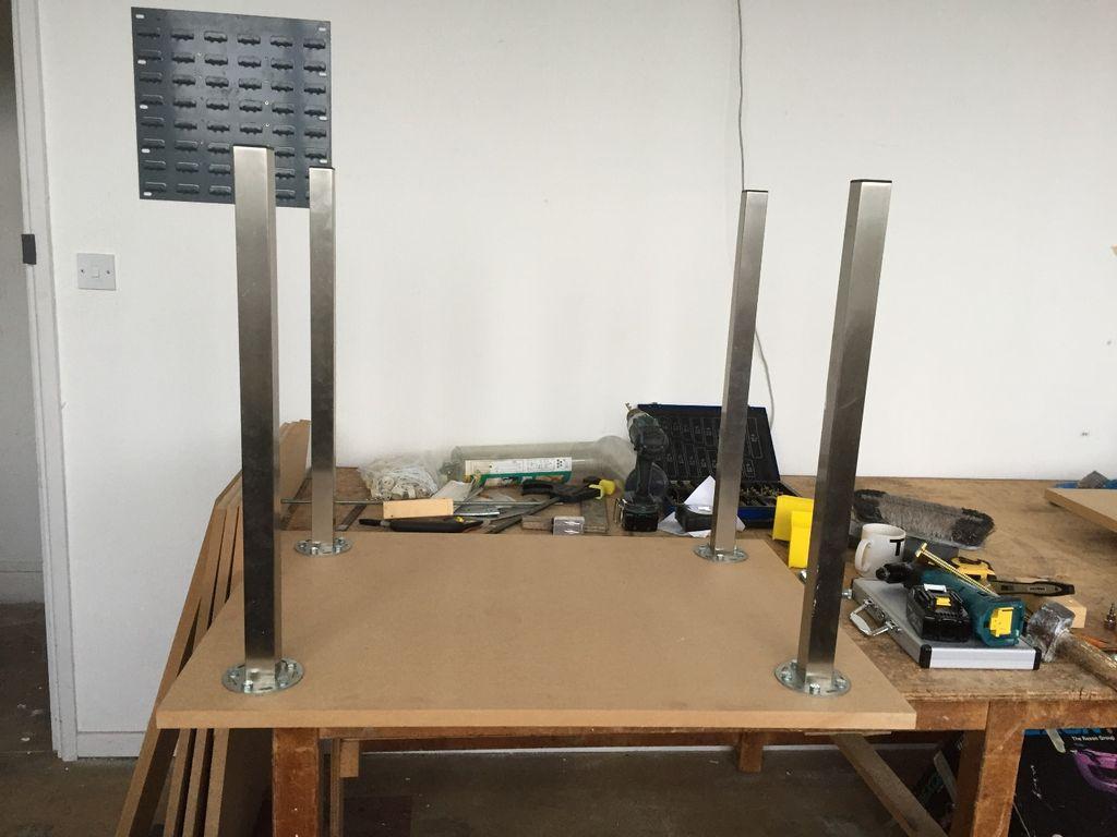 Вакуумный стол для чпу из мдф чертежи