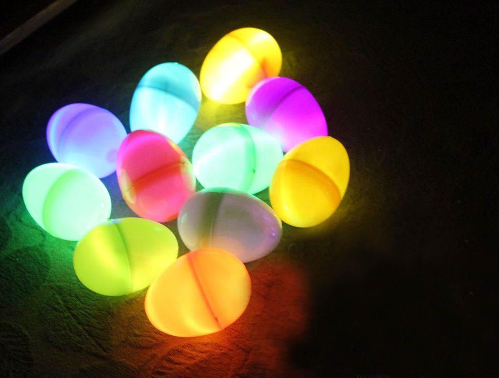 Как сделать светящейся яйцо 36