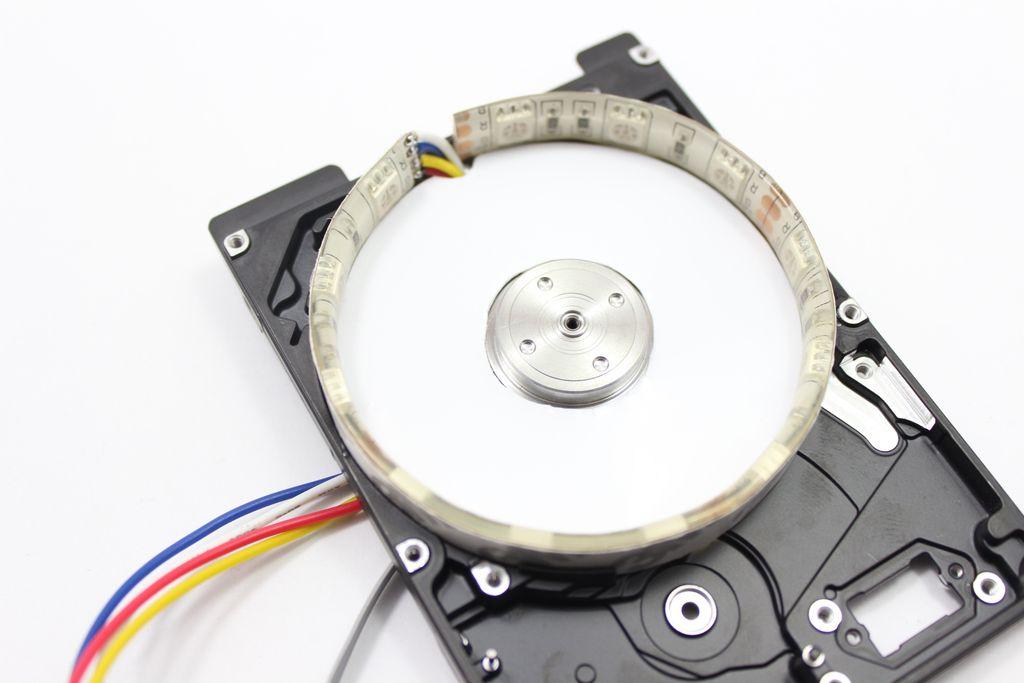 Как сделать жёсткий диск в домашних условиях