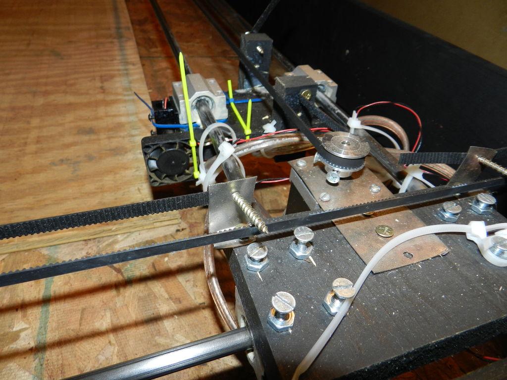 Лазер гравер своими руками 32