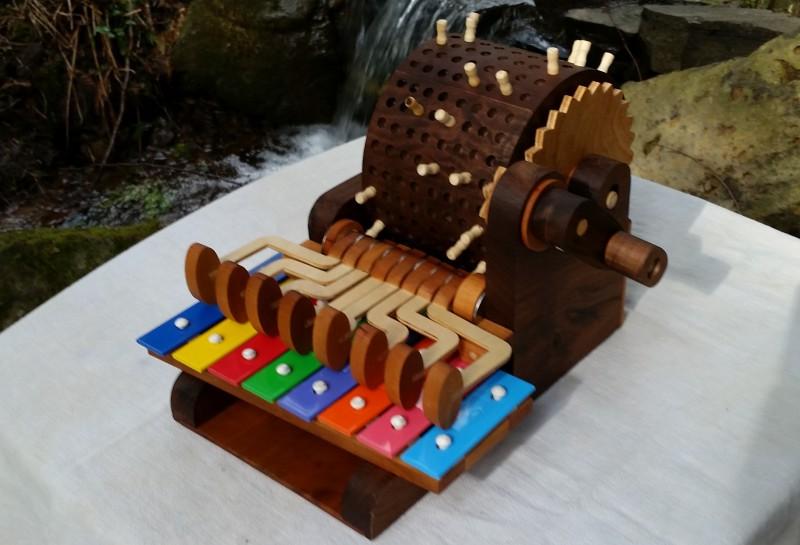 Музыкальная шкатулка своими руками фото