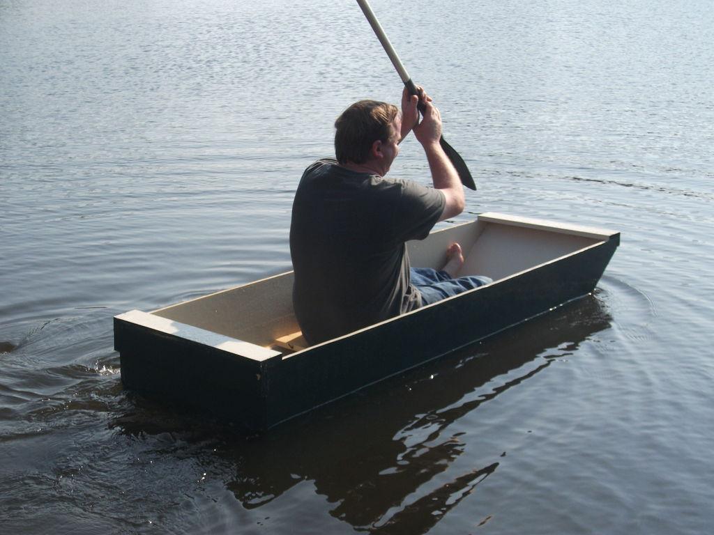 Как сделать деревянную лодку своими руками фото