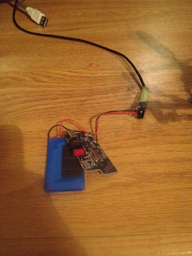 как сделать Bluetooth модуль для наушников