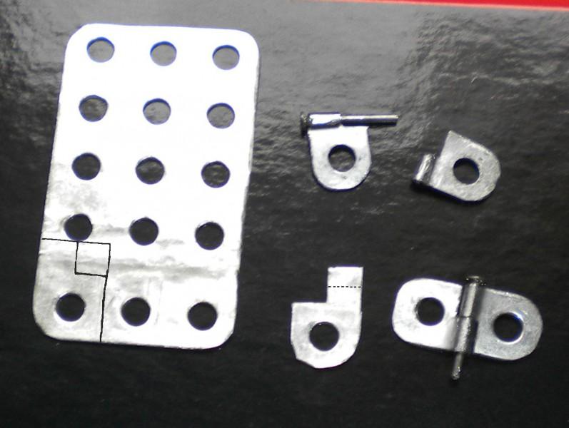 Модели из металлических конструкторов - примеры самоделок (16)