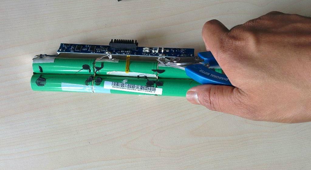 Как сделать аккумулятора ноутбука