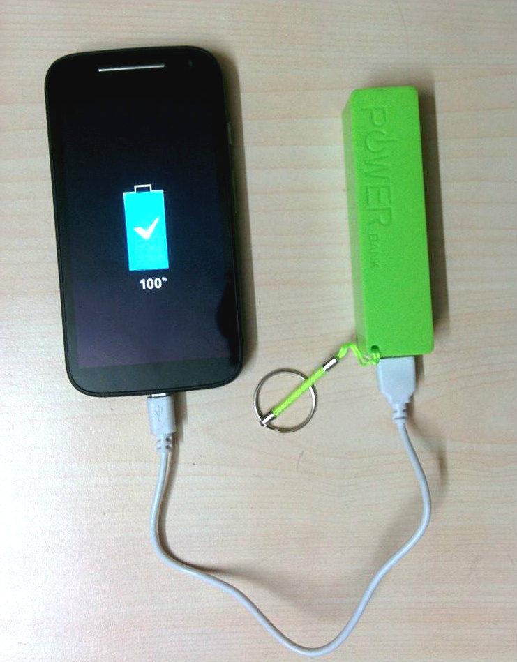 Дополнительная батарея на телефон своими руками