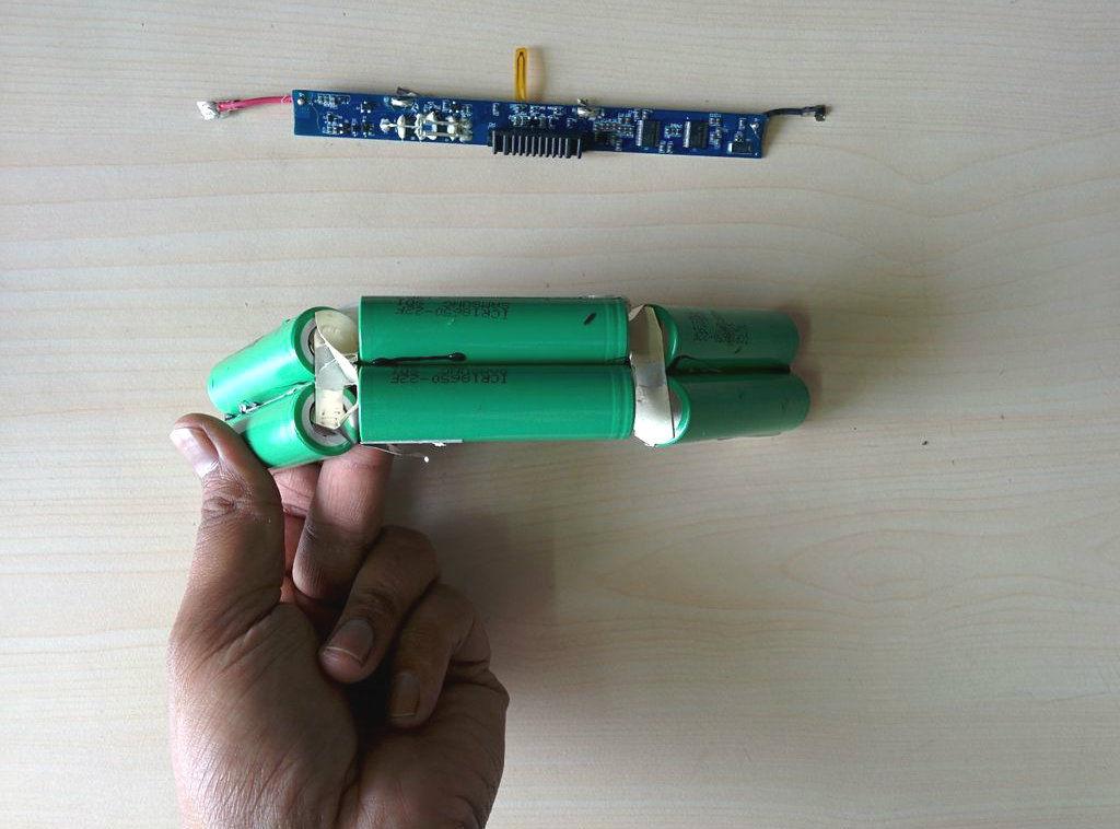 Как сделать аккумуляторы самодельно 724