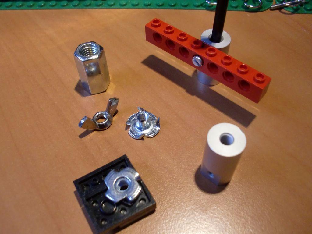 Как сделать лего мотор для 502