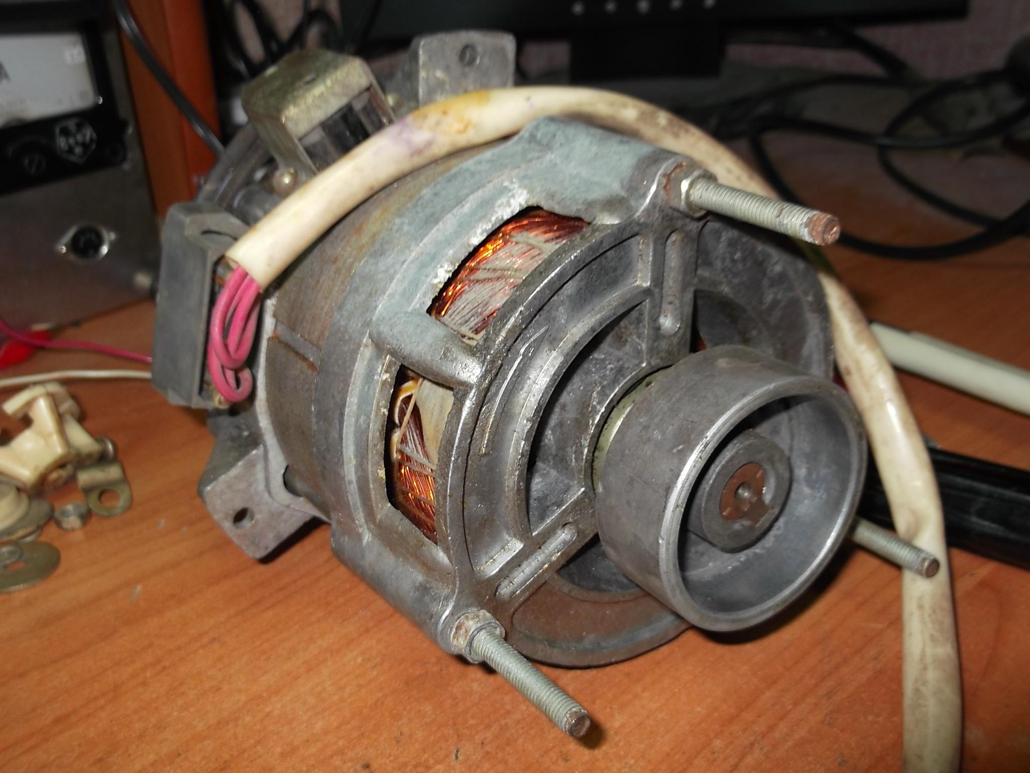 Самоделки из двигателя от стиральной машины своими