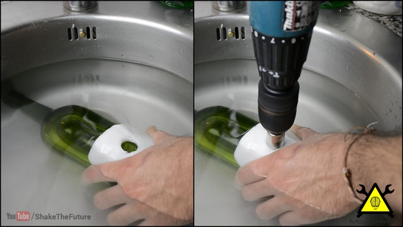 Как сделать микроволновку из бумаги 3