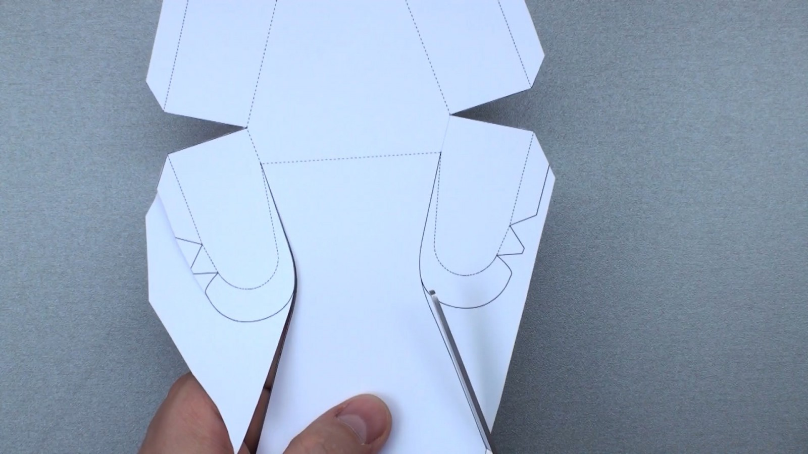 Как сделать макет танка т 34 из бумаги своими руками 18