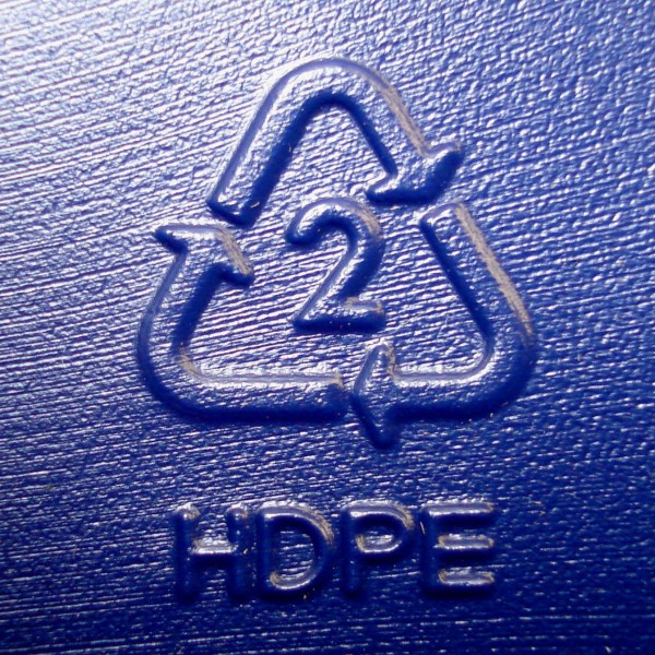HDPE-2-Symbol-On-Plastic