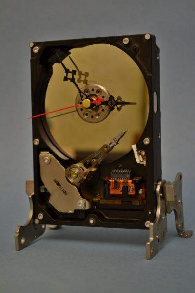 часы Жесткий диск (2) (427x640)