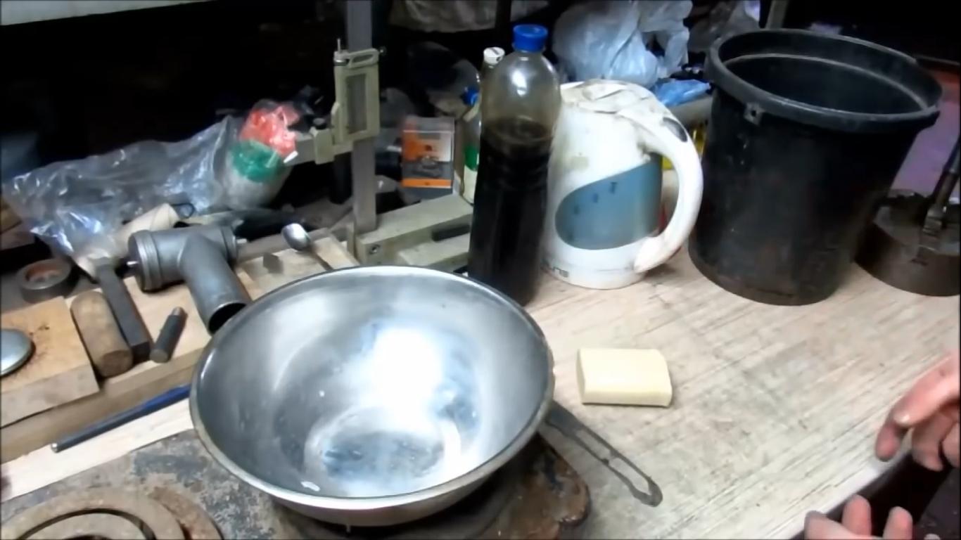 Как сделать сож для станка своими руками 8