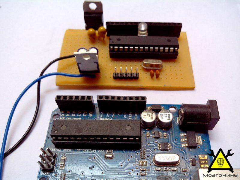 Самодельные электронные устройства