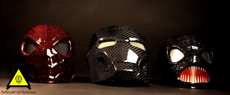 Сделай сам своими руками маски
