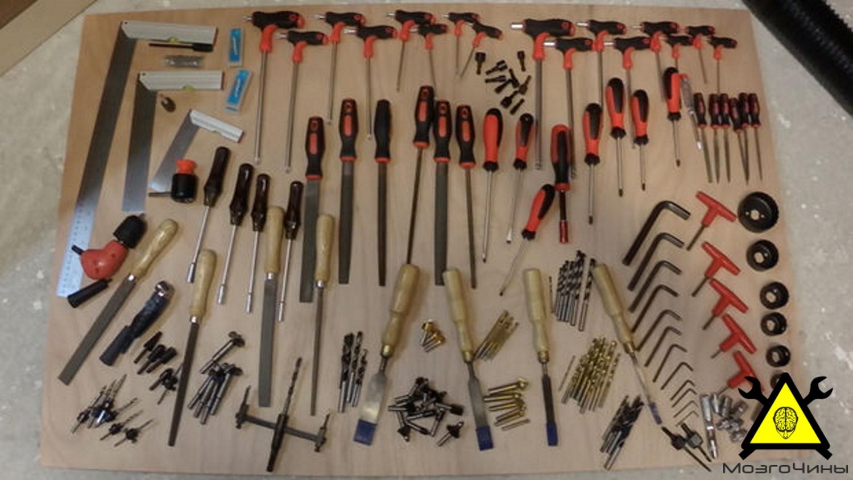 Инструменты для деревообработки своими руками фото 63