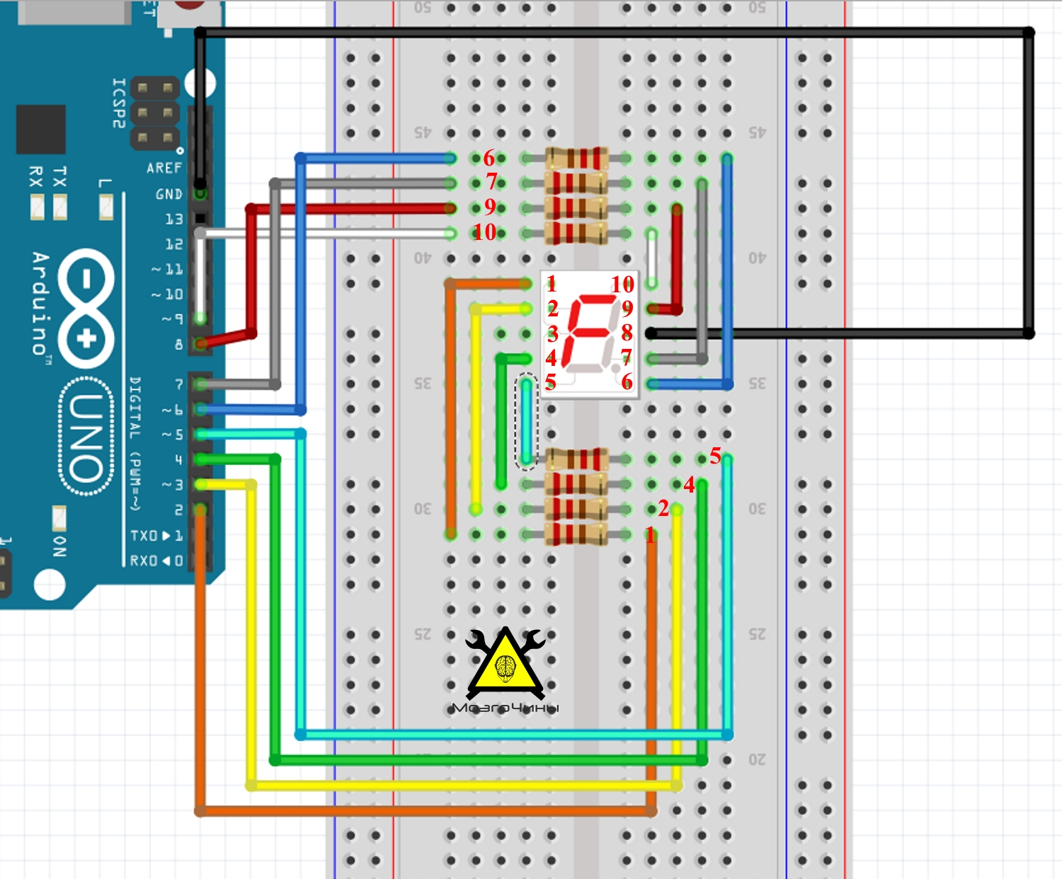blogspot - Microcontroller home projects