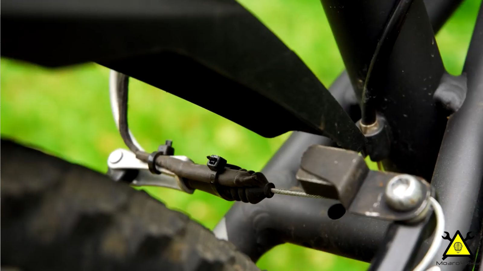 Стоп сигнал на велосипед своими руками схема