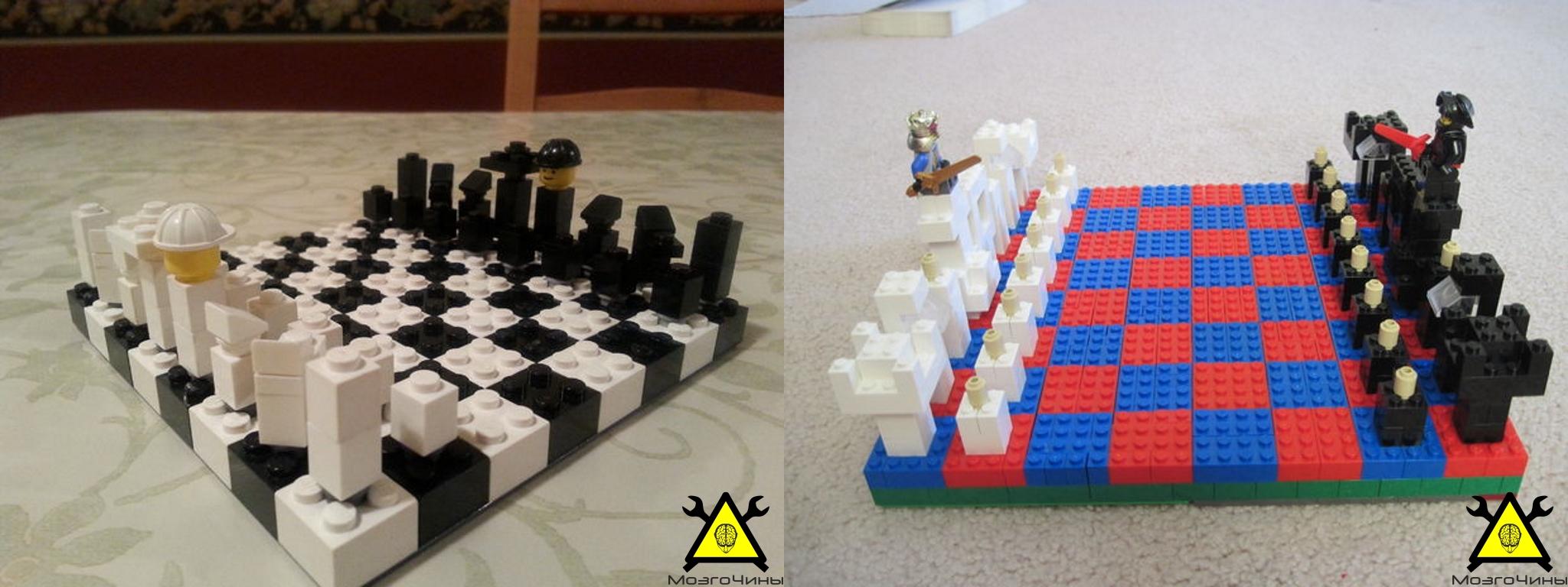 Лего поделки своими руками фото