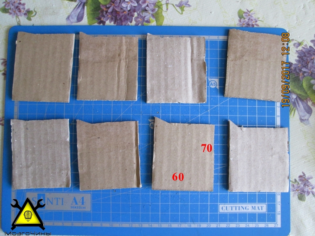 Ящики для картотеки своими руками