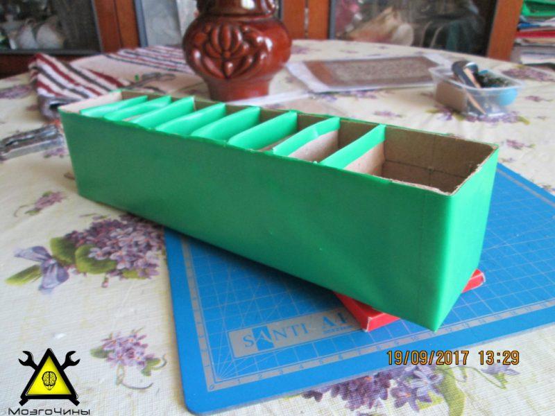 Ящики для картотеки своими руками 159