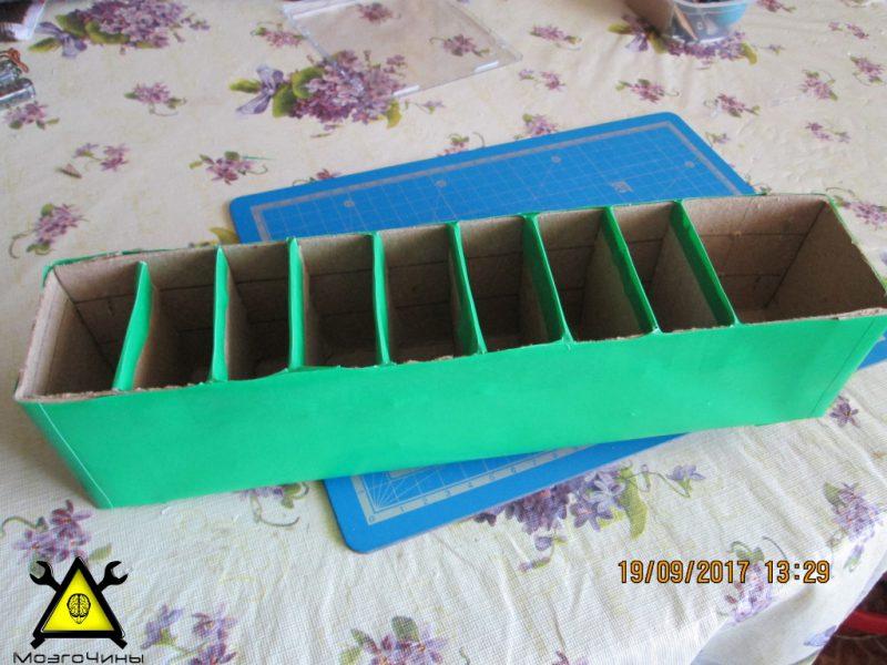 Ящики для картотеки своими руками 117