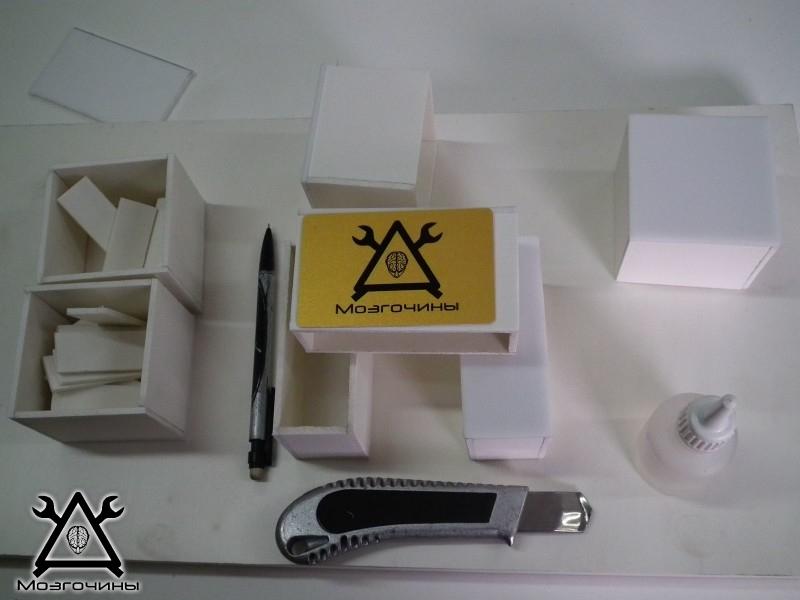 Как сделать красивый светодиодный стенд своими руками на www.mozgochiny.ru 010