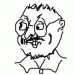 Рисунок профиля (пердольский)