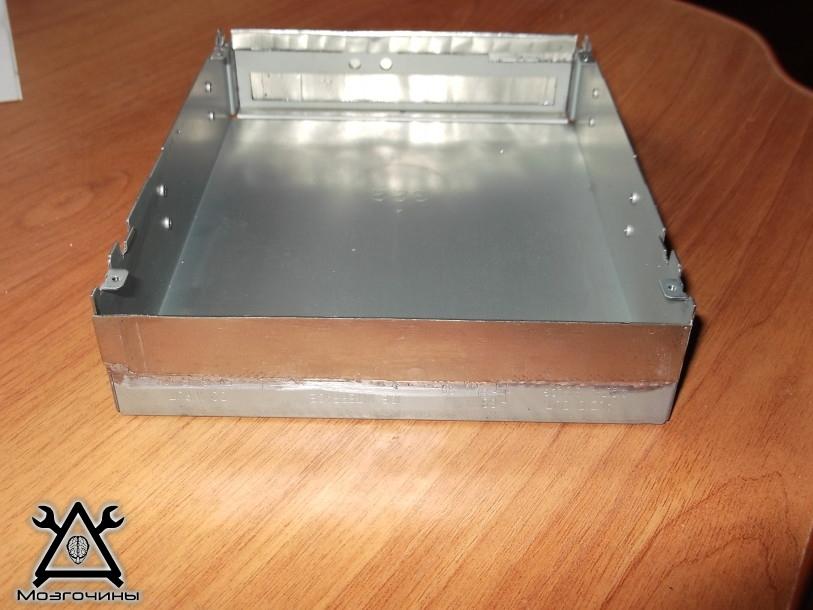 Ящики из металла как сделать