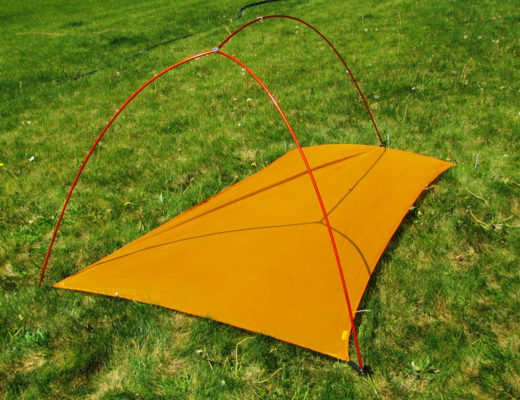 Каркас для палатки своими руками