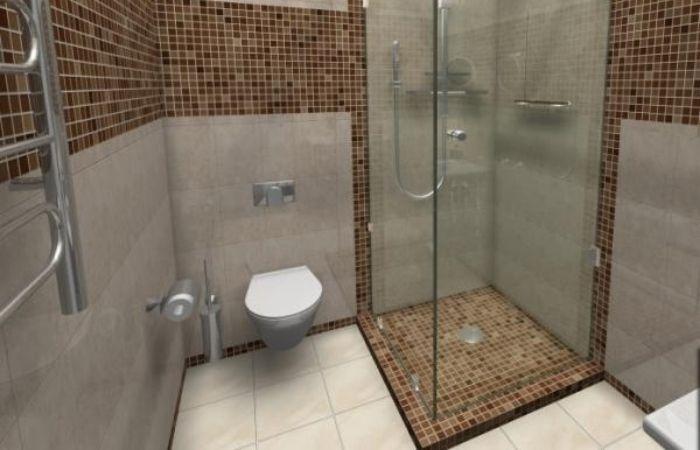 душ своими руками в квартире