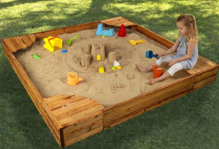песочницы для детей